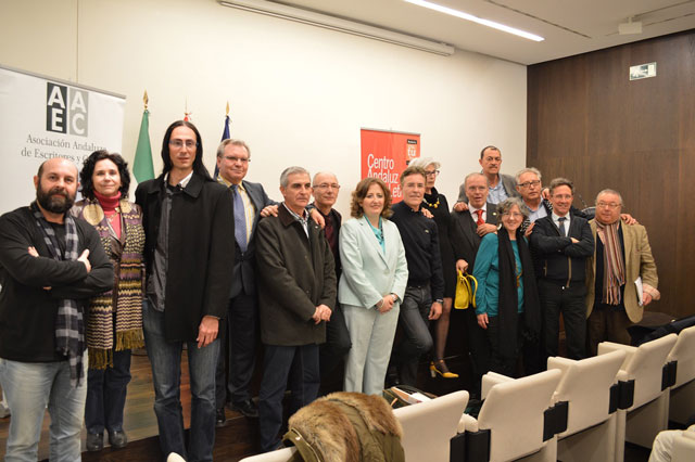 2015-Málaga- Jurado Premio de la Crítica Andaluza.